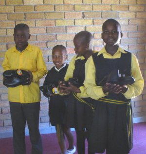 Anchor Your Life helping the needy children in Lesotho