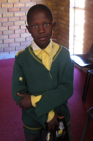Anchor Your Life helping Lesotho children