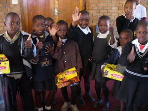 Anchor Your Life helping the children of Lesotho