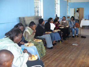 Maseru United Church Bible study