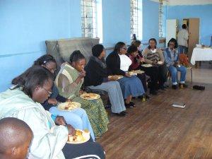 Maseru United Church Bible study