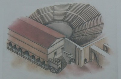 Philippi Theater schematic