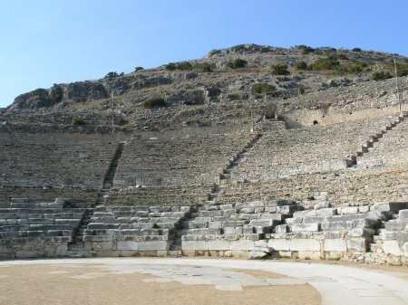 Philippi theater