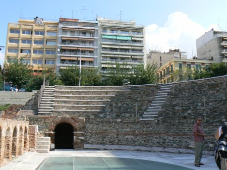 Thessalonica odeum